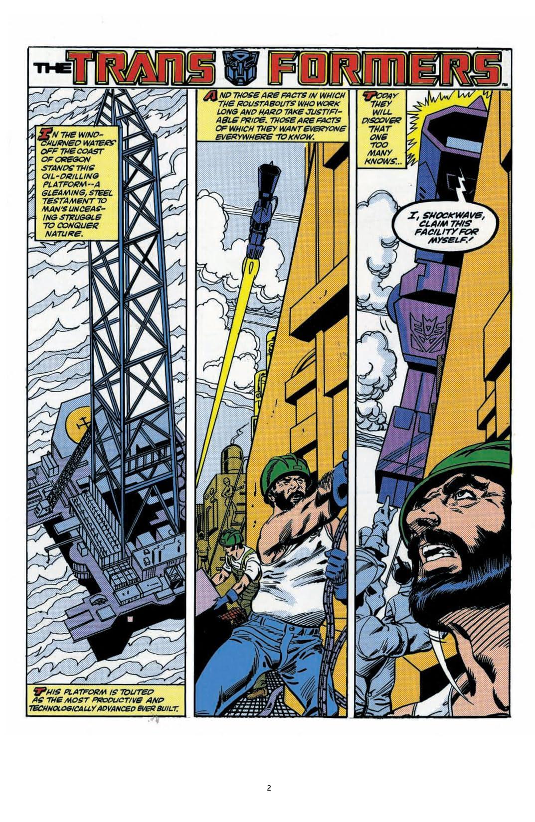 Transformers: Classics #6