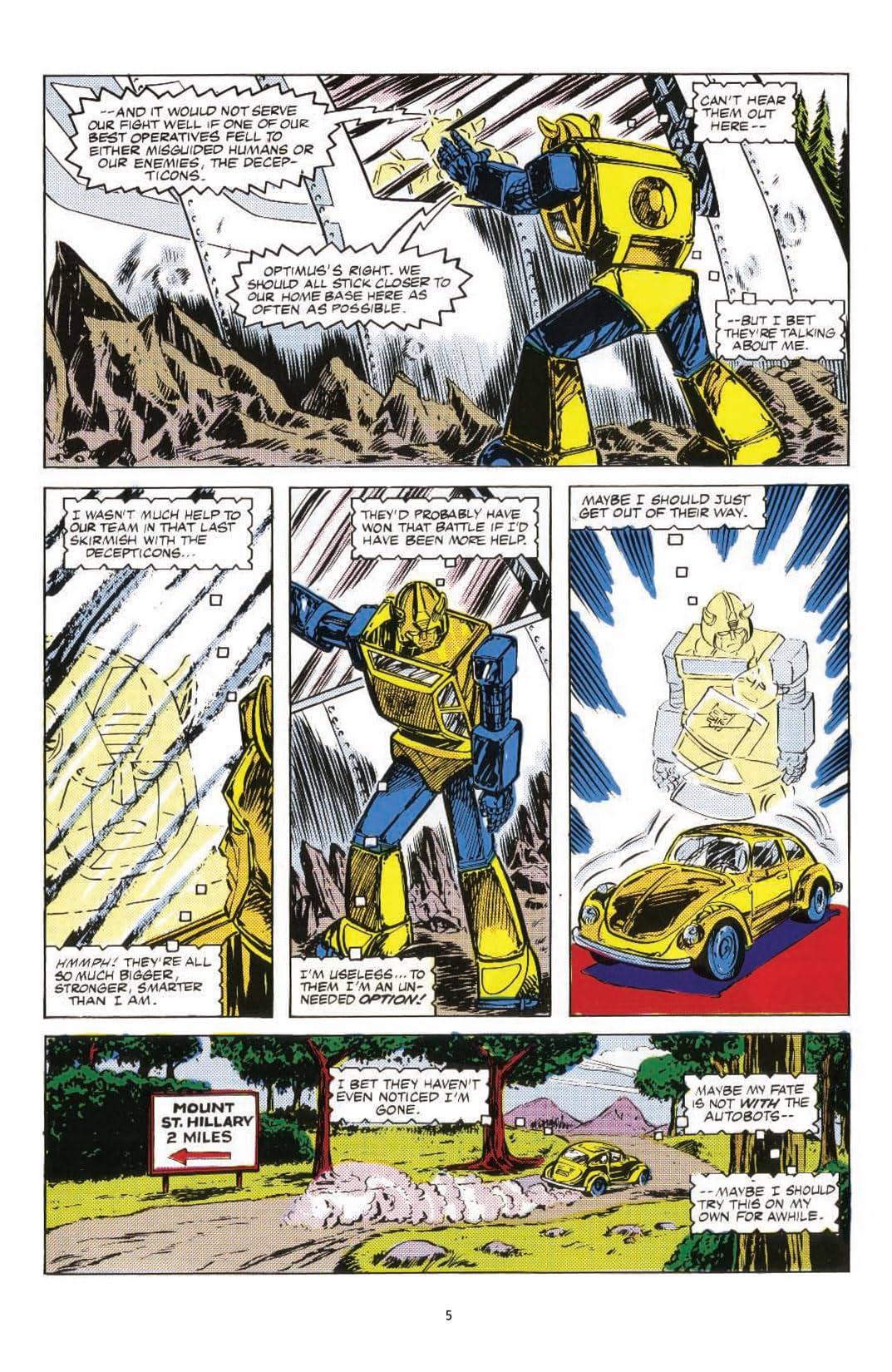 Transformers: Classics #16