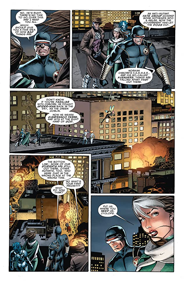 click for super-sized previews of X-Men: Legacy (2008-2012) #226