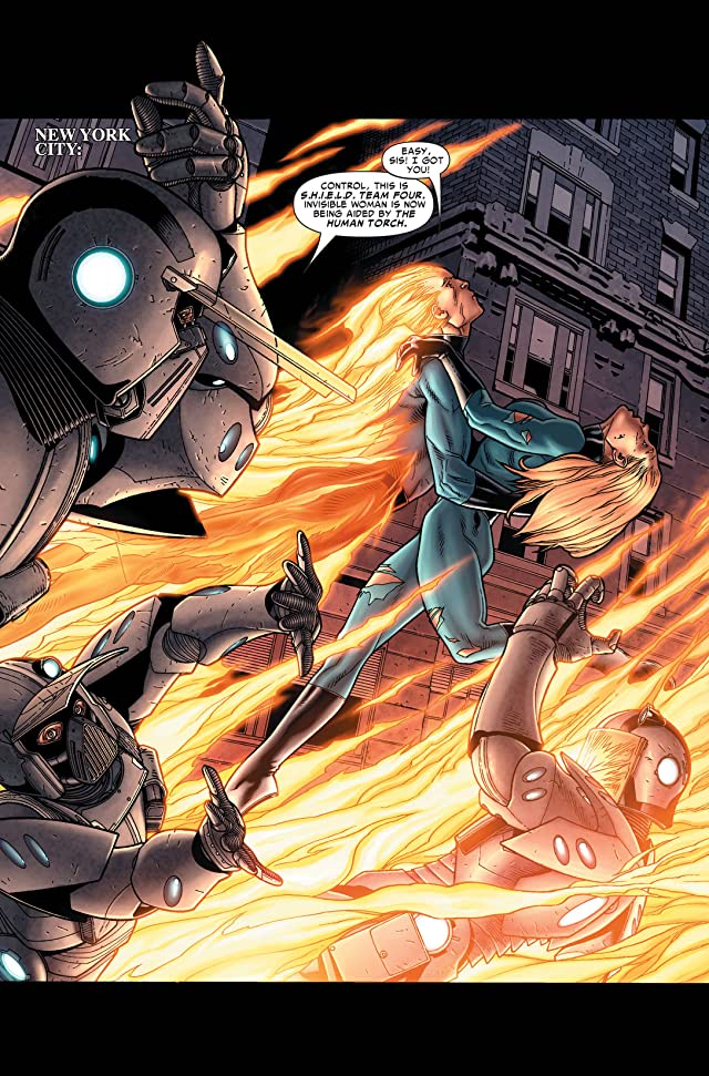 click for super-sized previews of Civil War #5 (of 7)