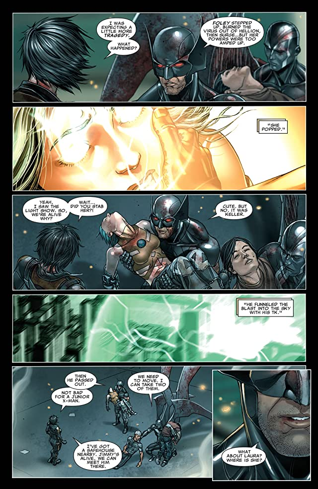 click for super-sized previews of X-Force (2008-2012) #18