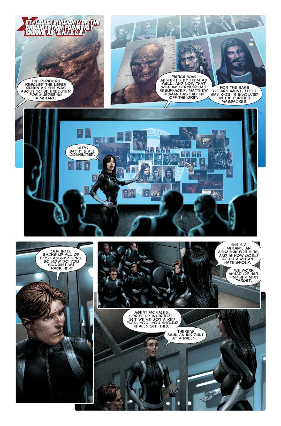 X-Force (2008-2012) #12