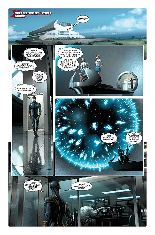 click for super-sized previews of X-Force (2008-2012) #12