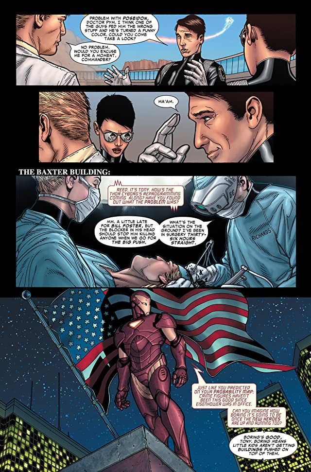 click for super-sized previews of Civil War #6