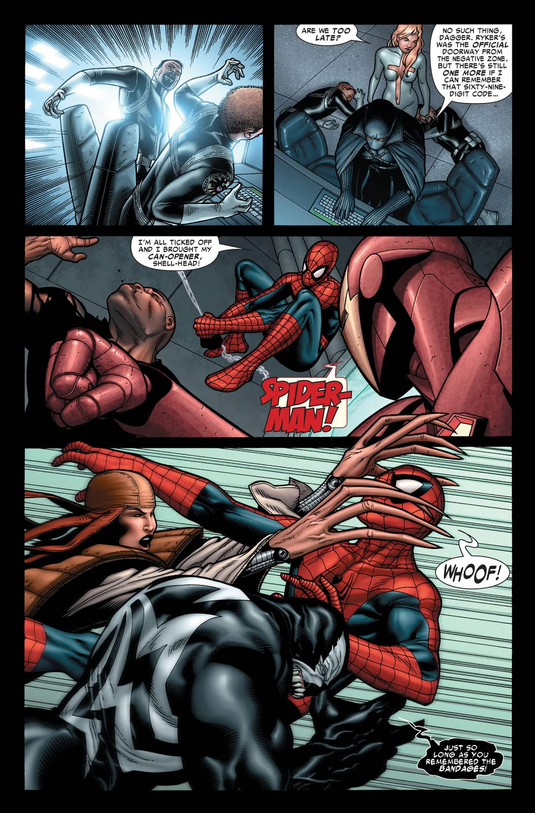 Civil War #7 (of 7)