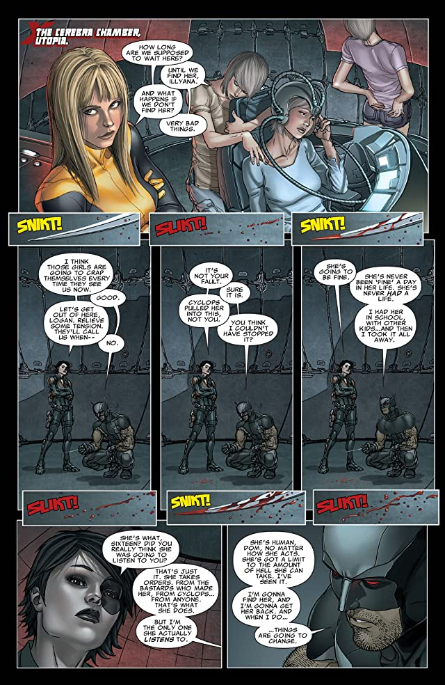 click for super-sized previews of X-Force (2008-2012) #20