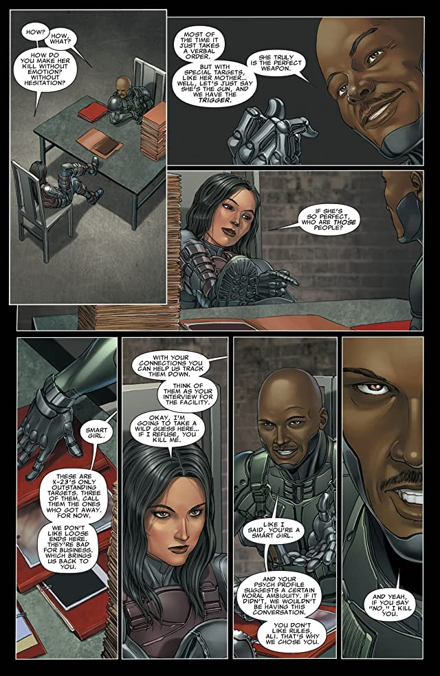 click for super-sized previews of X-Force (2008-2012) #19