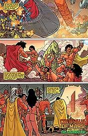 Warlord of Mars: Dejah Thoris #1