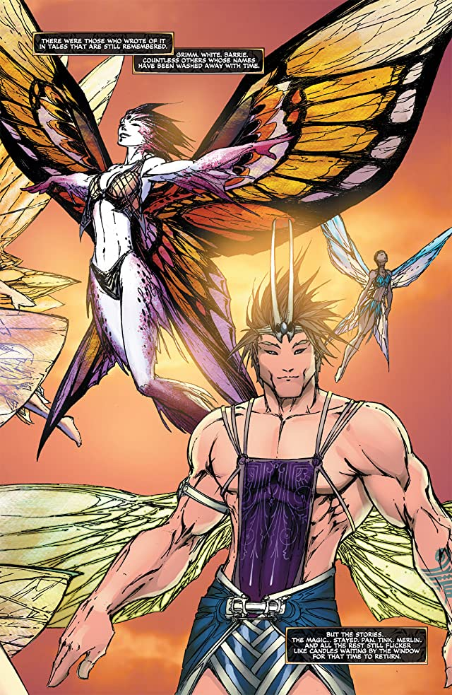 click for super-sized previews of Soulfire #0