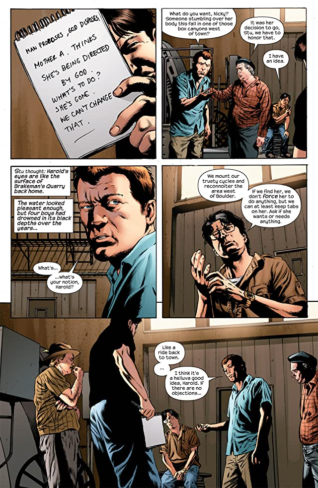 click for super-sized previews of The Stand: Hardcases #5