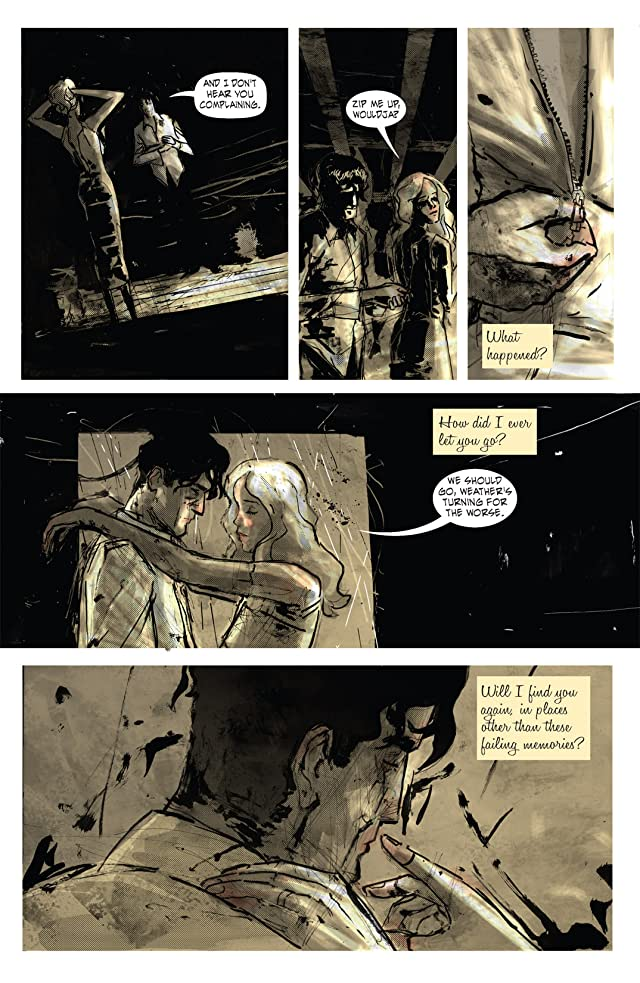 click for super-sized previews of Green Wake #2