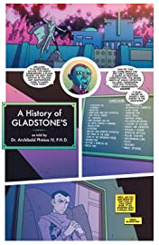 Gladstone's School For World Conquerors #1