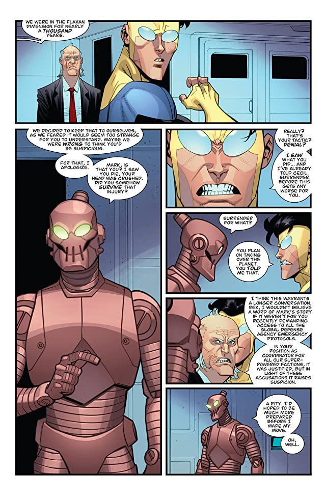 click for super-sized previews of Invincible #111