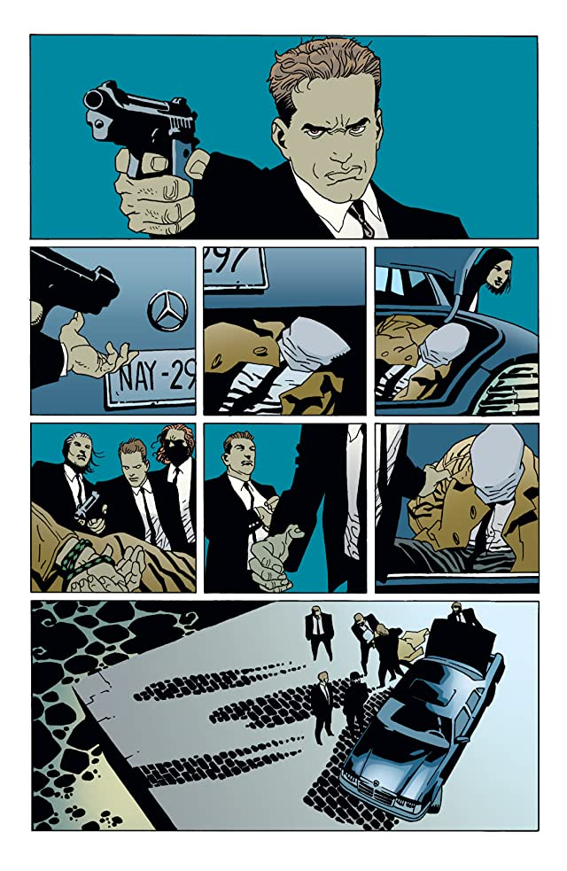100 Bullets #35