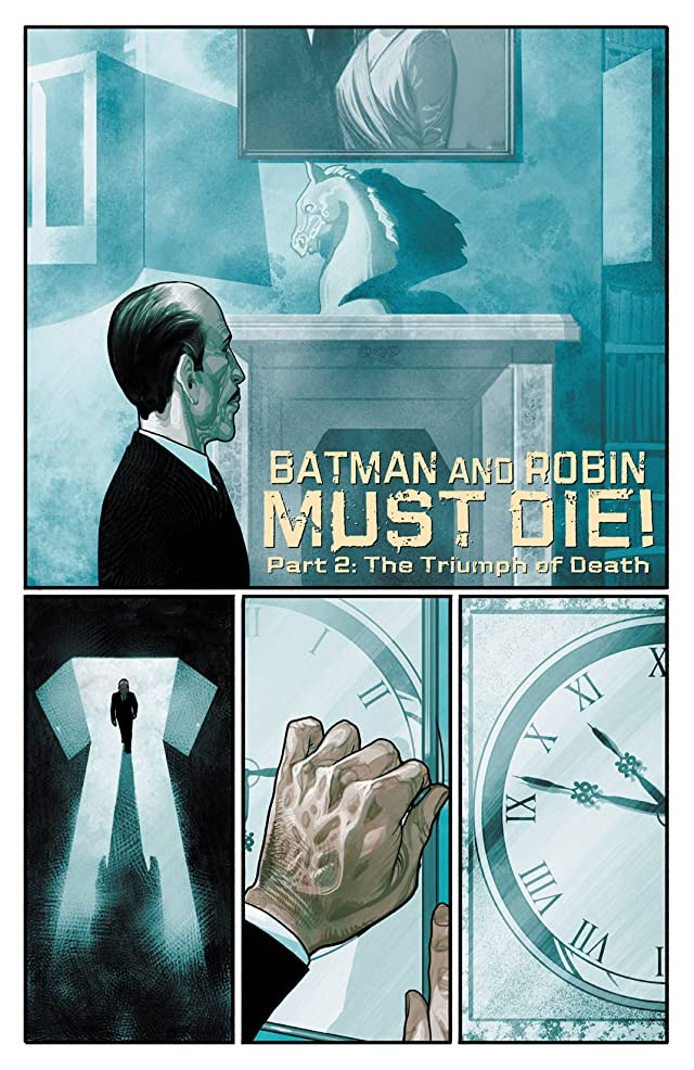 Batman and Robin (2009-2011) #14