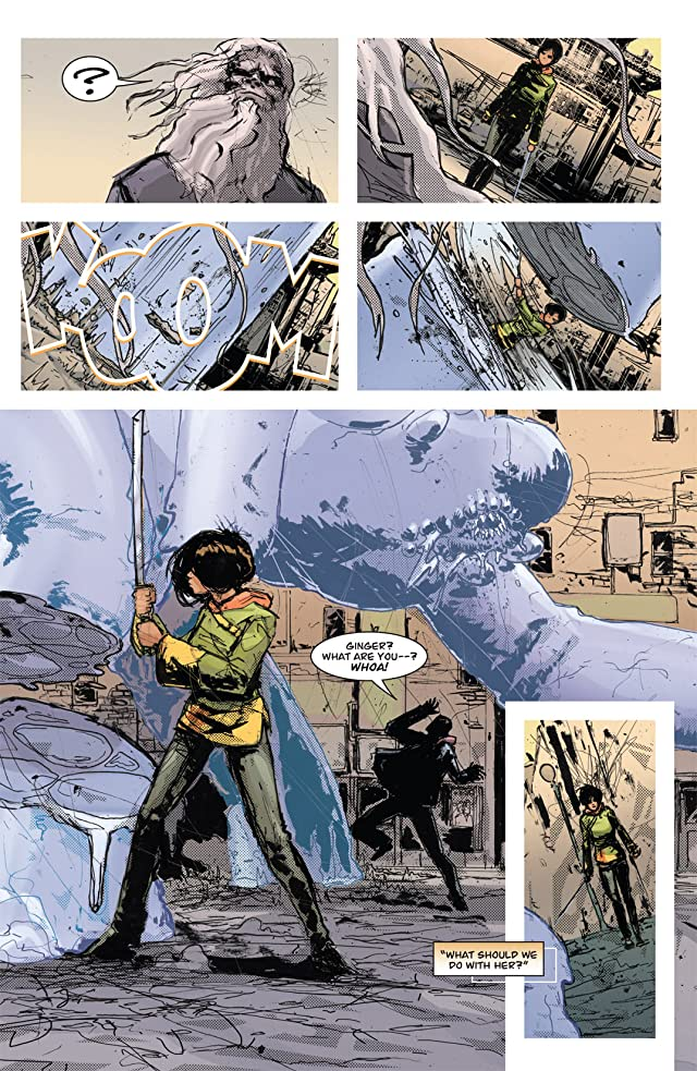 click for super-sized previews of Proof: Endangered #5