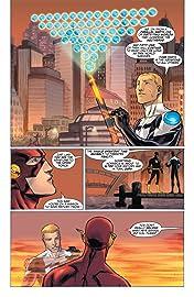 The Flash (2010-2011) #10