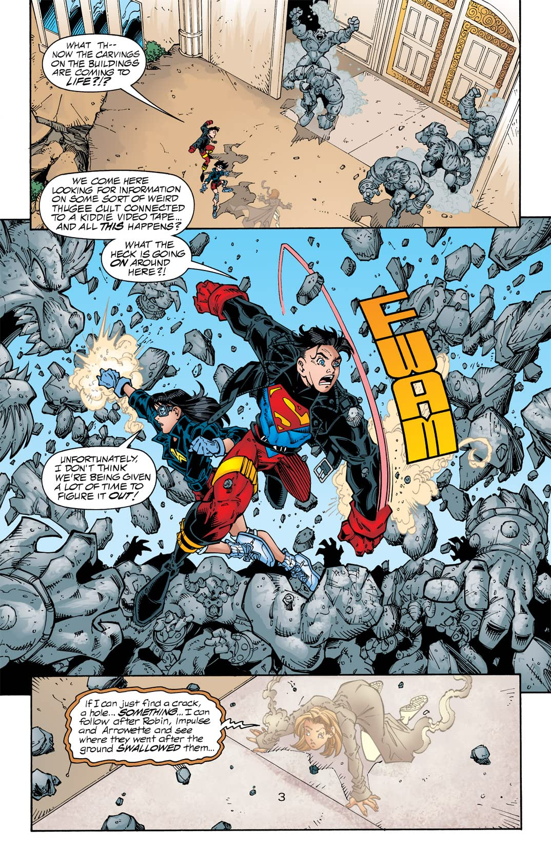Young Justice (1998-2003) #10