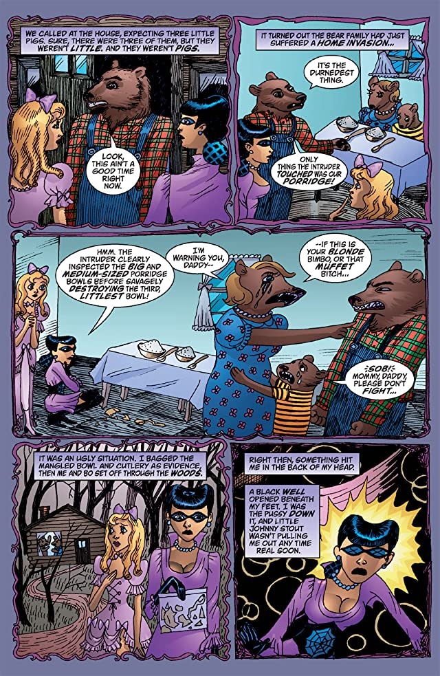 click for super-sized previews of Tomorrow Stories #9