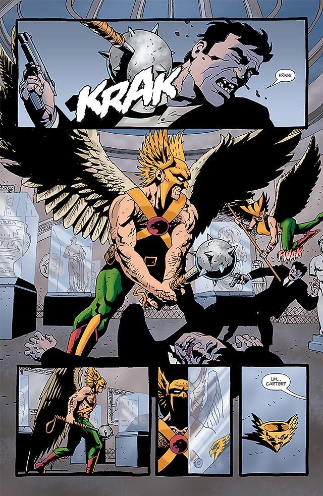 Hawkman (2002-2006) #27
