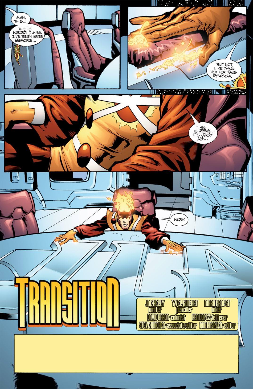 JLA (1997-2006) #71