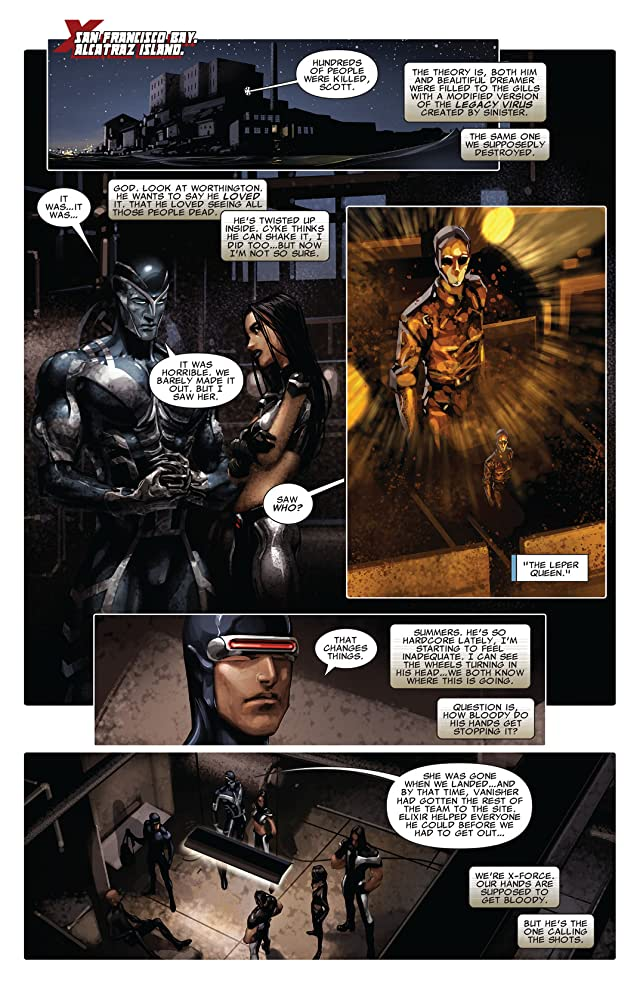 click for super-sized previews of X-Force (2008-2012) #13