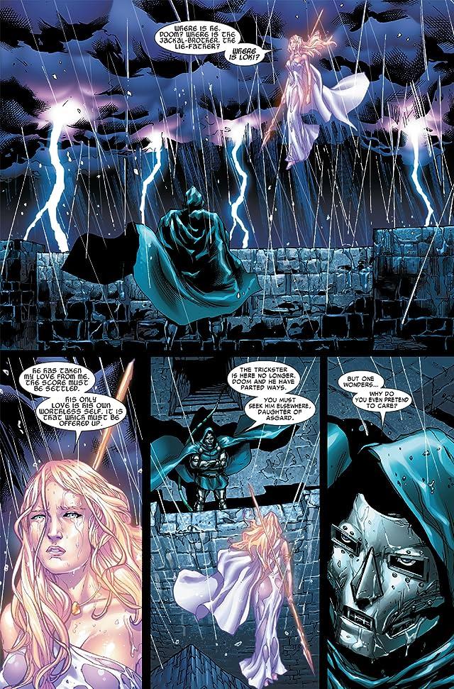 Thor (2007-2011) #604