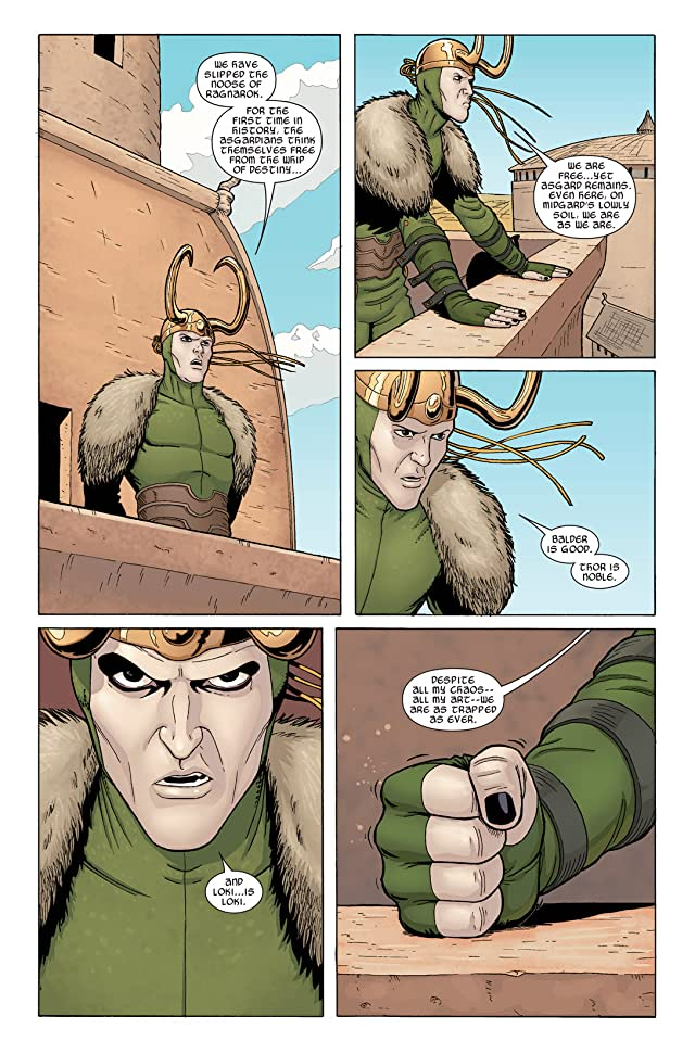 click for super-sized previews of Siege: Loki #1