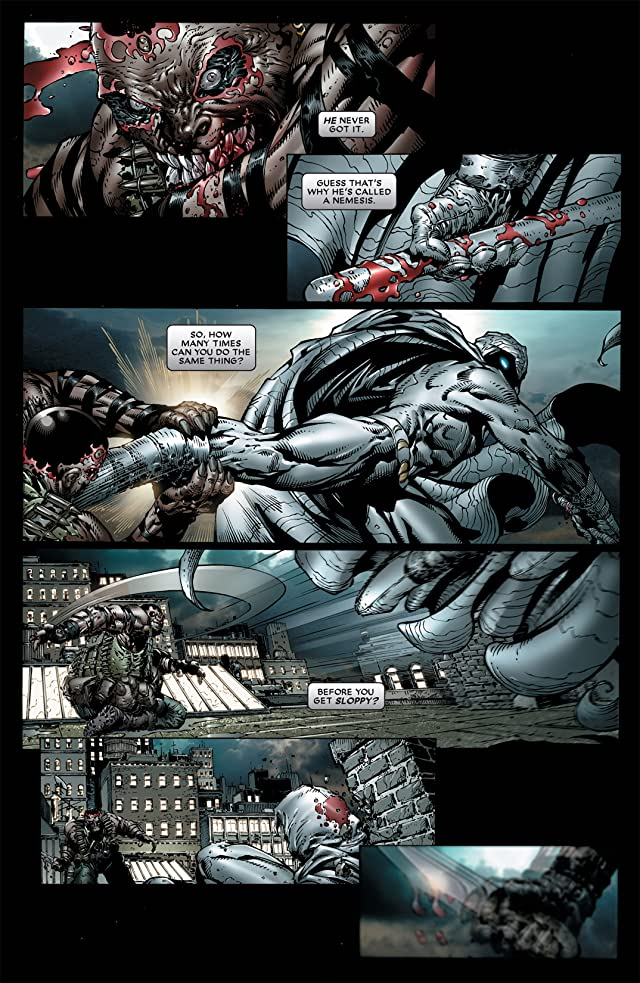 click for super-sized previews of Moon Knight (2006-2009) #2