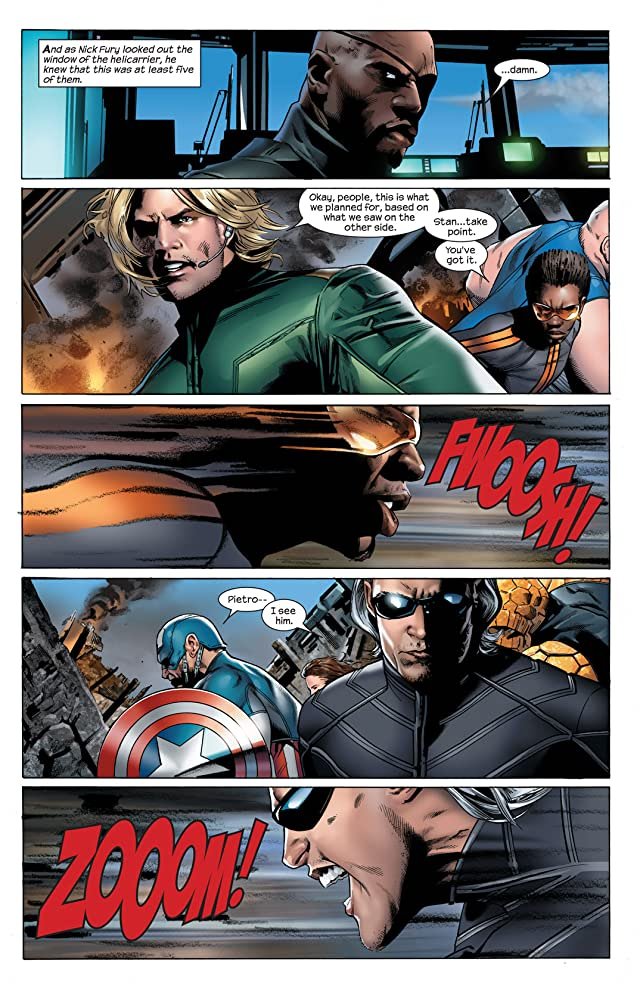 click for super-sized previews of Ultimate Power #6