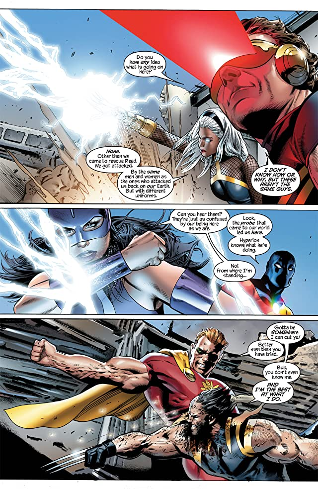 click for super-sized previews of Ultimate Power #8