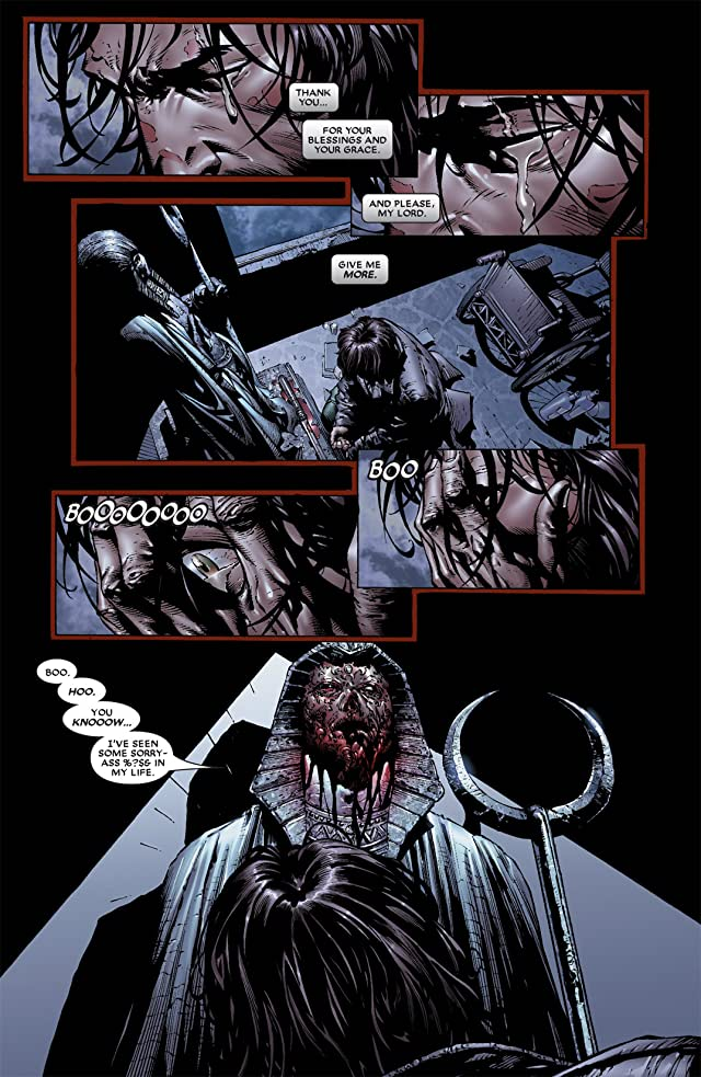 click for super-sized previews of Moon Knight (2006-2009) #4