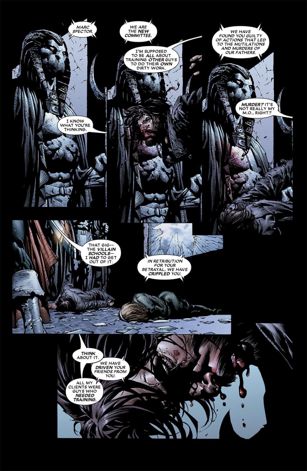 Moon Knight (2006-2009) #5