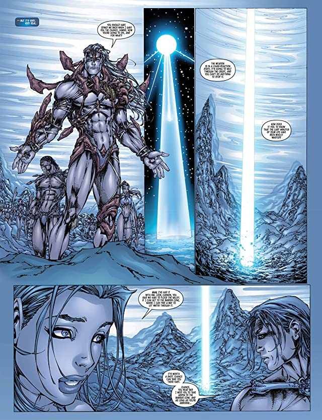 click for super-sized previews of Fathom Vol. 1 #9