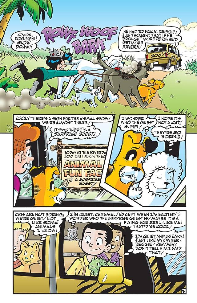Archie & Friends #155