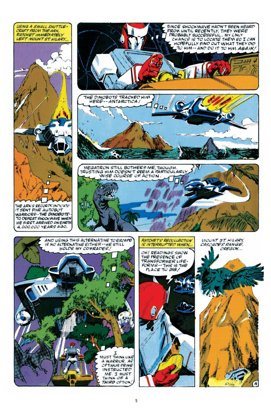 Transformers: Classics #8
