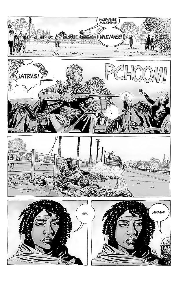 click for super-sized previews of The Walking Dead (Spanish) Vol. 4: El Deseo de Corazon