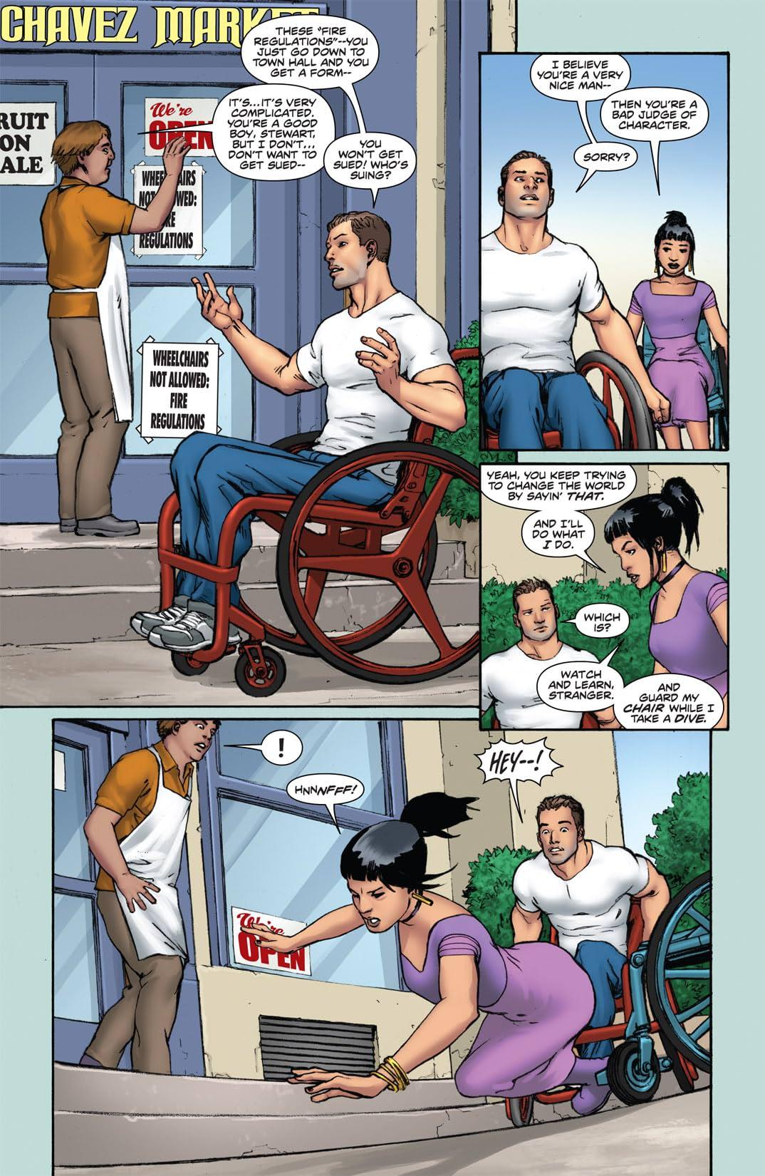 Stan Lee's Soldier Zero #1