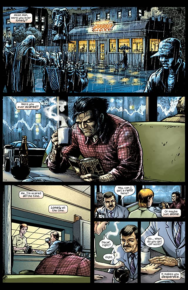 click for super-sized previews of Wolverine (2003-2009) #1