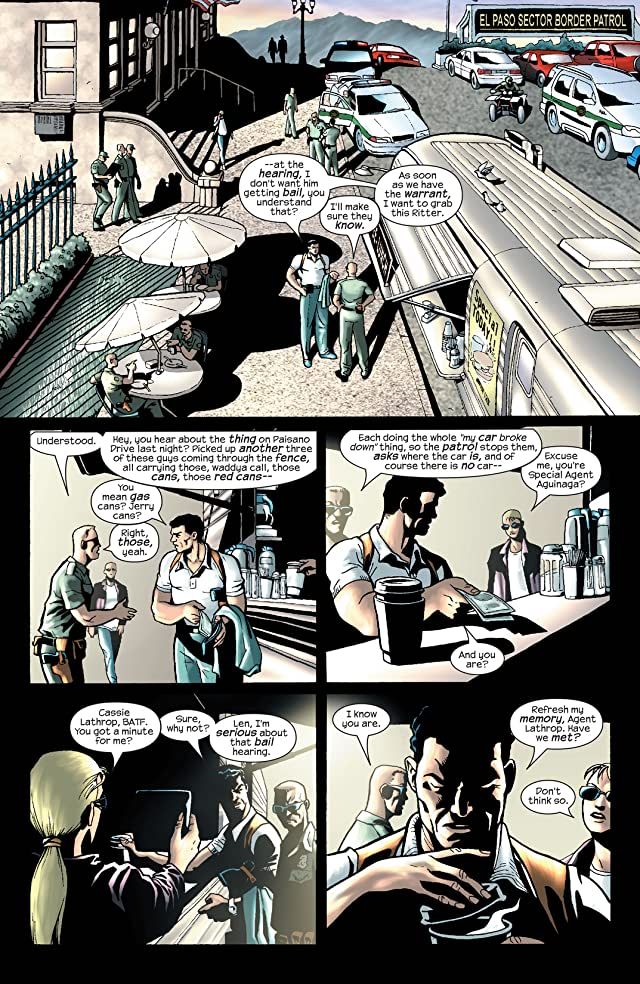 click for super-sized previews of Wolverine (2003-2009) #8