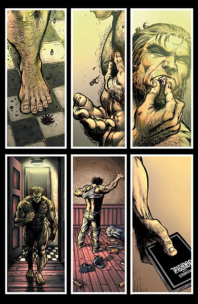 click for super-sized previews of Wolverine (2003-2009) #2