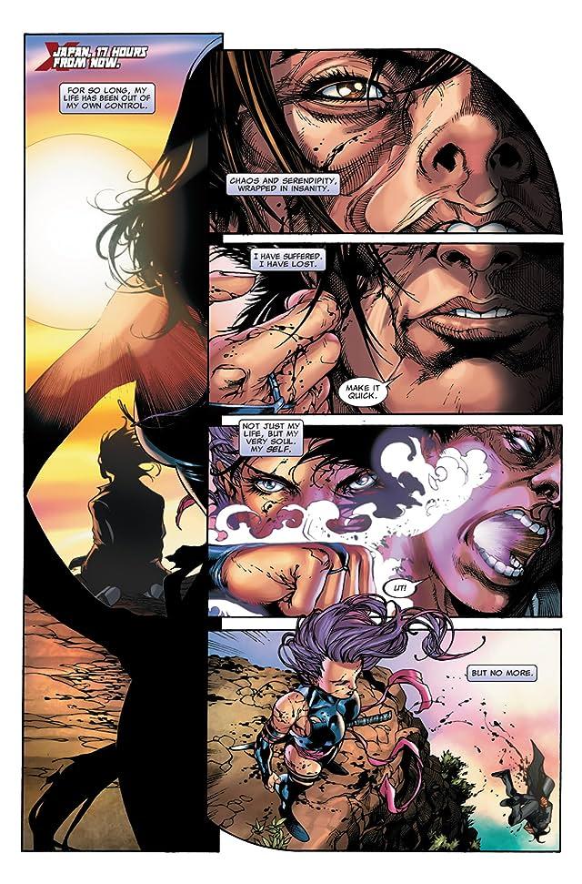X-Men: Psylocke #1 (of 4)