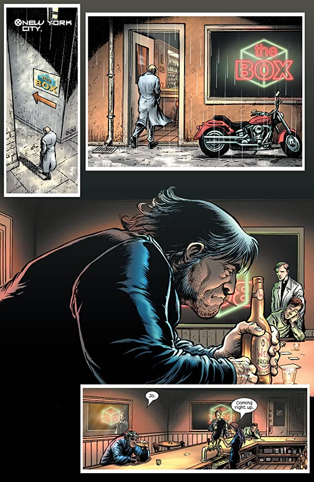 click for super-sized previews of Wolverine (2003-2009) #6