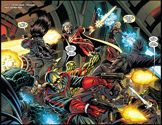 Guardians of the Galaxy (2008-2010) #1
