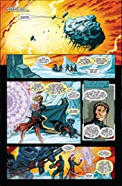 Guardians of the Galaxy (2008-2010) #2