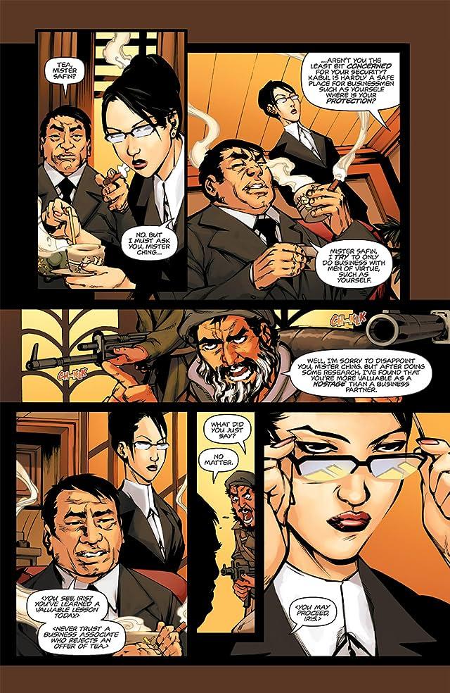 Executive Assistant Iris #1