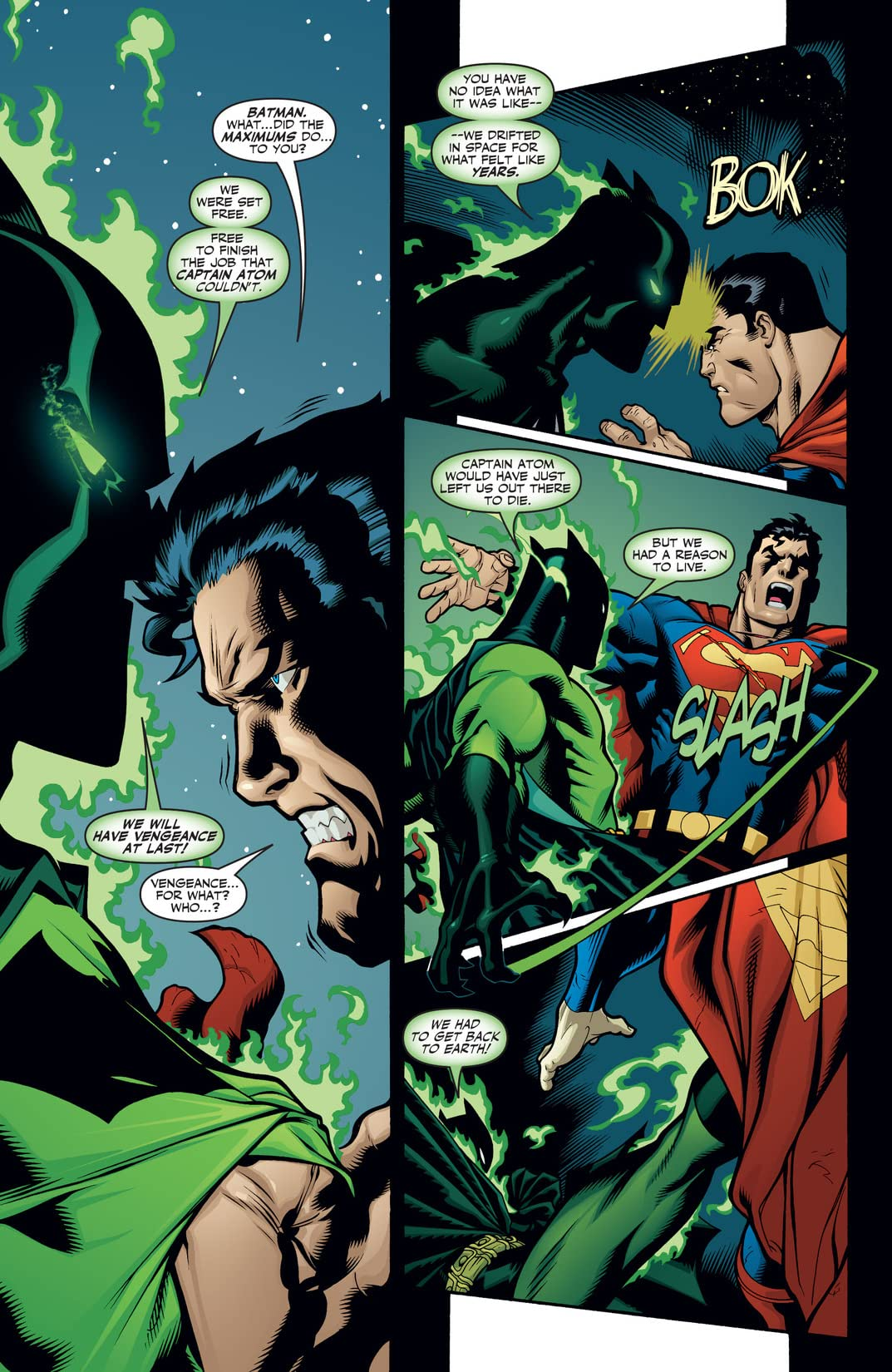 Superman/Batman #23