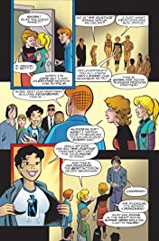 Archie Marries Betty #1