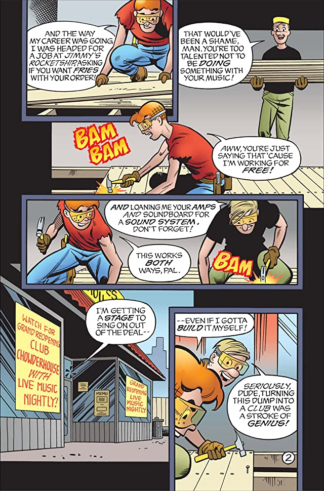 click for super-sized previews of Archie Marries Betty #3