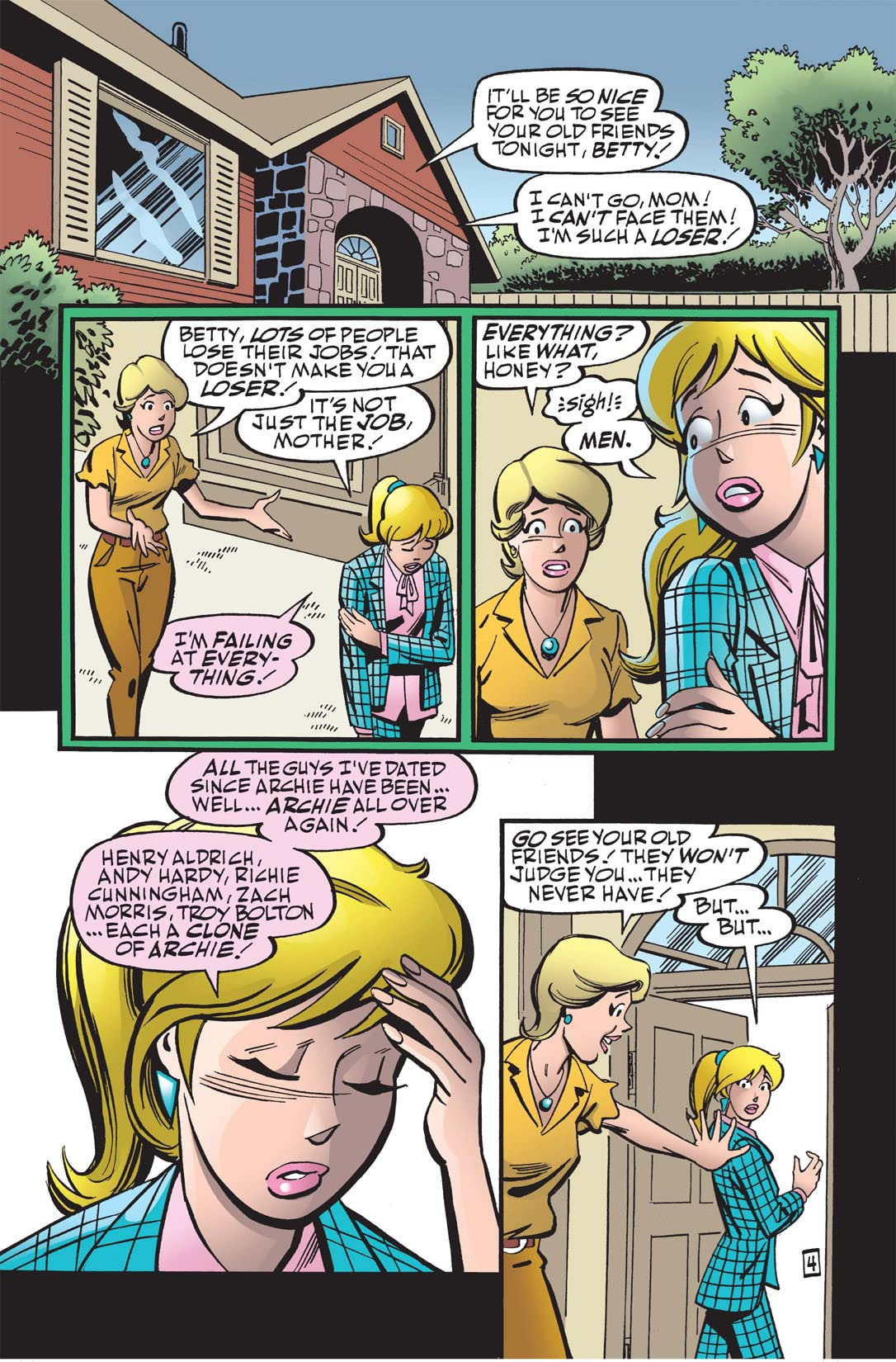 Archie Marries Veronica #1